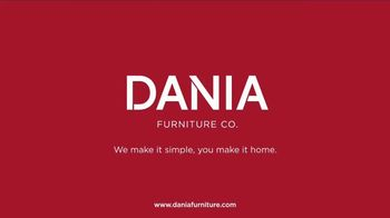 Dania Spring Upholstery Sale TV Spot, 'Freshen Up' - Thumbnail 8