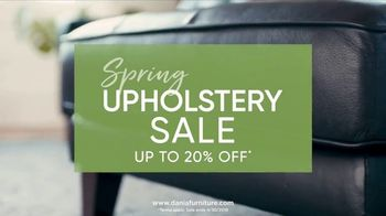 Dania Spring Upholstery Sale TV Spot, 'Freshen Up' - Thumbnail 3