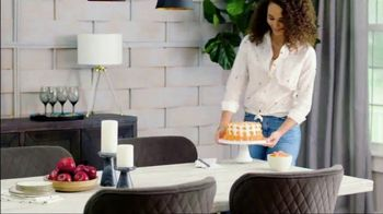 Ashley HomeStore Extended Anniversary Sale TV Spot, 'Sofas and Patio Set' - Thumbnail 2