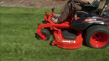 Kubota Bring on Spring Event TV Spot, 'Z400 Series' - Thumbnail 4