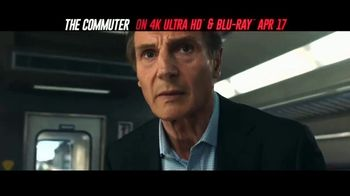 The Commuter Home Entertainment TV Spot - Thumbnail 1