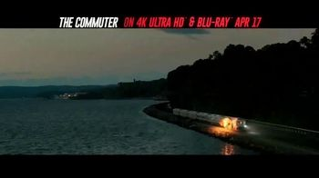 The Commuter Home Entertainment TV Spot - Thumbnail 5