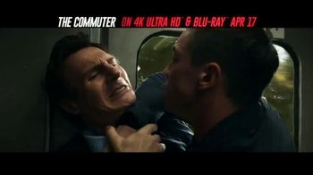 The Commuter Home Entertainment TV Spot - Thumbnail 6