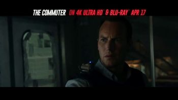 The Commuter Home Entertainment TV Spot - Thumbnail 8