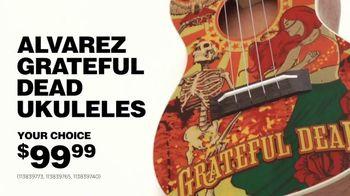 Guitar Center Guitar-A-Thon TV Spot, 'Grateful Dead Ukes' Ft. Jared Scharff - Thumbnail 7
