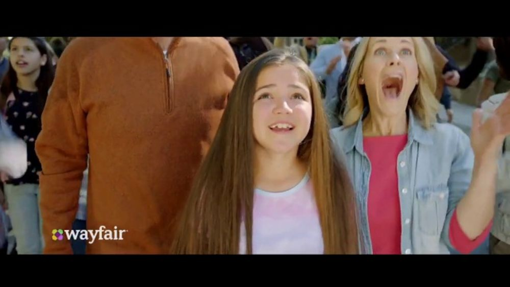 Wayfair Way Day TV Commercial, 'The Grand Arrival'