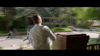Wayfair Way Day TV Spot, 'The Grand Arrival'