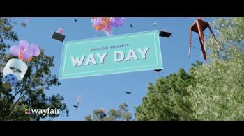 Wayfair Way Day TV Spot, 'The Grand Arrival' - Thumbnail 3