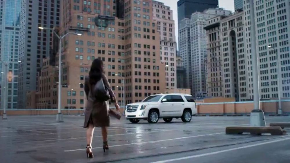 2018 Cadillac Xt5 Tv Commercial Say Goodbye To Someday T2