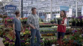 Lowe's TV Spot, 'Gardening Gene: Pint Annuals' - Thumbnail 5
