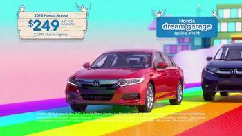 Honda Dream Garage Spring Event TV Spot, 'Daydream' Song by The Koi Boys [T2] - Thumbnail 8