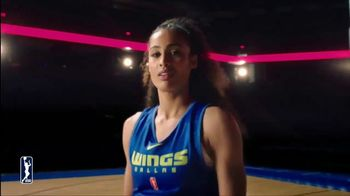 WNBA TV Spot, 'Watch Me Work: Be the Best' Featuring Skylar Diggins-Smith