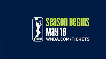 WNBA TV Spot, 'Watch Me Work: Be the Best' Featuring Skylar Diggins-Smith - Thumbnail 9