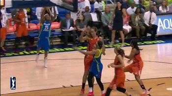 WNBA TV Spot, 'Watch Me Work: Be the Best' Featuring Skylar Diggins-Smith - Thumbnail 2