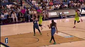 WNBA TV Spot, 'Watch Me Work: Be the Best' Featuring Skylar Diggins-Smith - Thumbnail 3
