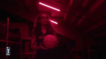 WNBA TV Spot, 'Watch Me Work: Be the Best' Featuring Skylar Diggins-Smith - Thumbnail 5