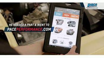 Pace Performance TV Spot, 'Carl the Car Guy' - Thumbnail 2