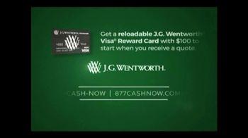 J.G. Wentworth VISA Reward Card TV Spot, 'Viking Opera' - Thumbnail 9