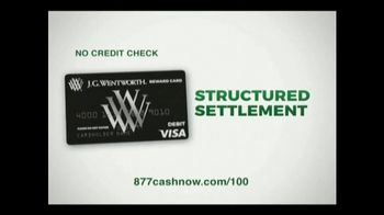 J.G. Wentworth VISA Reward Card TV Spot, 'Viking Opera' - Thumbnail 5