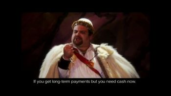 J.G. Wentworth VISA Reward Card TV Spot, 'Viking Opera' - Thumbnail 6