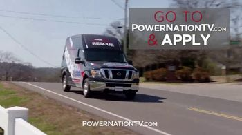 PowerNation TV Driveway Rescue TV Spot, 'Tell Your Story'
