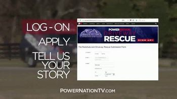 PowerNation TV Driveway Rescue TV Spot, 'Tell Your Story' - Thumbnail 4