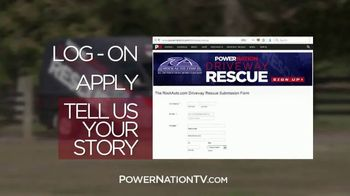 PowerNation TV Driveway Rescue TV Spot, 'Tell Your Story' - Thumbnail 5