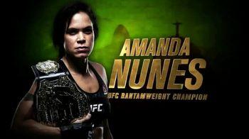 UFC 224 TV Spot, 'Nunes vs. Pennington: Dream Match-Up' - 51 commercial airings