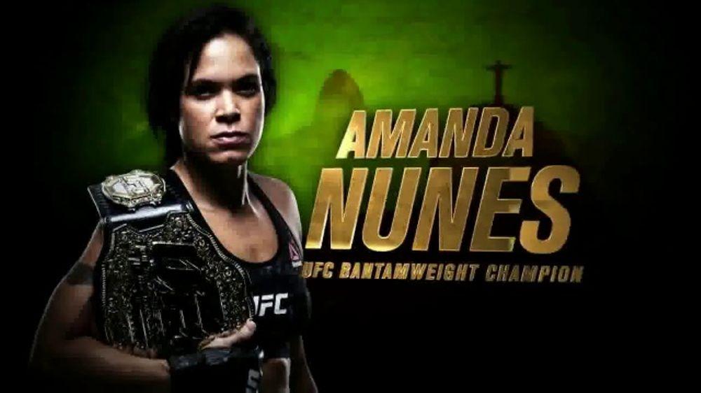 UFC 224 TV Commercial, 'Nunes vs. Pennington: Dream Match-Up'