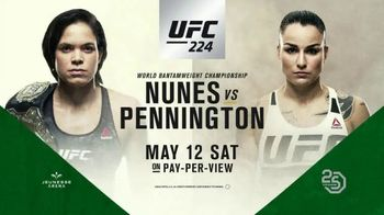 UFC 224 TV Spot, 'Nunes vs. Pennington: Dream Match-Up' - Thumbnail 8