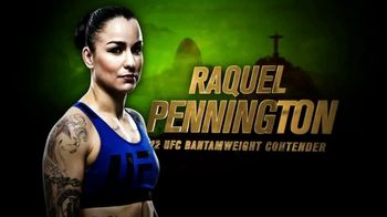 UFC 224 TV Spot, 'Nunes vs. Pennington: Dream Match-Up' - Thumbnail 3