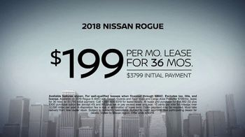 2018 Nissan Rogue TV Spot, 'Nissan Intelligent Mobility' [T2] - Thumbnail 9