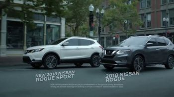 2018 Nissan Rogue TV Spot, 'Nissan Intelligent Mobility' [T2] - Thumbnail 7