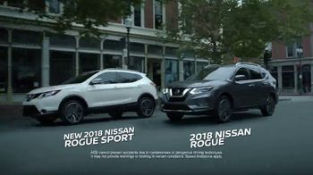 2018 Nissan Rogue TV Spot, 'Nissan Intelligent Mobility' [T2] - Thumbnail 8