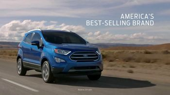2018 Ford EcoSport TV Spot, 'Discover the First-Ever Ford EcoSport' - Thumbnail 8