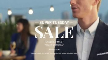 JoS. A. Bank Super Tuesday Sale TV Spot, 'All Suits and Dress Shirts' - Thumbnail 10