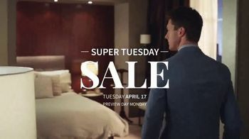 JoS. A. Bank Super Tuesday Sale TV Spot, 'All Suits and Dress Shirts' - Thumbnail 2