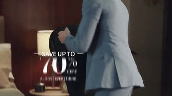 JoS. A. Bank Super Tuesday Sale TV Spot, 'All Suits and Dress Shirts'