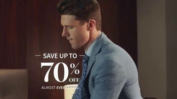 JoS. A. Bank Super Tuesday Sale TV Spot, 'All Suits and Dress Shirts' - Thumbnail 4