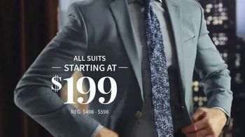 JoS. A. Bank Super Tuesday Sale TV Spot, 'All Suits and Dress Shirts' - Thumbnail 5