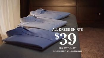 JoS. A. Bank Super Tuesday Sale TV Spot, 'All Suits and Dress Shirts' - Thumbnail 6