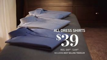 JoS. A. Bank Super Tuesday Sale TV Spot, 'All Suits and Dress Shirts' - Thumbnail 7