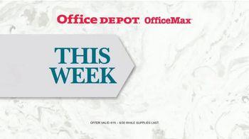 Office Depot OfficeMax TV Spot, 'Total Tech Package' - Thumbnail 4