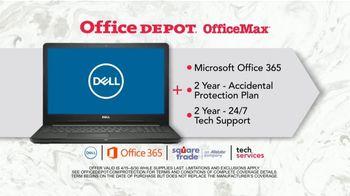 Office Depot OfficeMax TV Spot, 'Total Tech Package' - Thumbnail 8