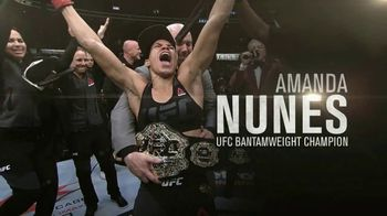 UFC 224 TV Spot, 'Nunes vs. Pennington: Anything Can Happen' - 105 commercial airings