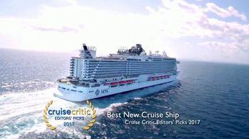 MSC Cruises TV Spot, 'Caribbean Cruise: Seven Nights' - Thumbnail 1