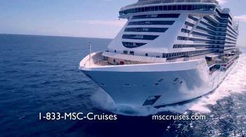MSC Cruises TV Spot, 'Caribbean Cruise: Seven Nights' - Thumbnail 10
