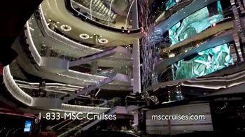 MSC Cruises TV Spot, 'Caribbean Cruise: Seven Nights'