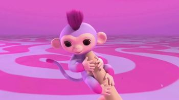 Fingerlings 2Tone TV Spot, 'Super Colorful and Super Silly' - Thumbnail 2