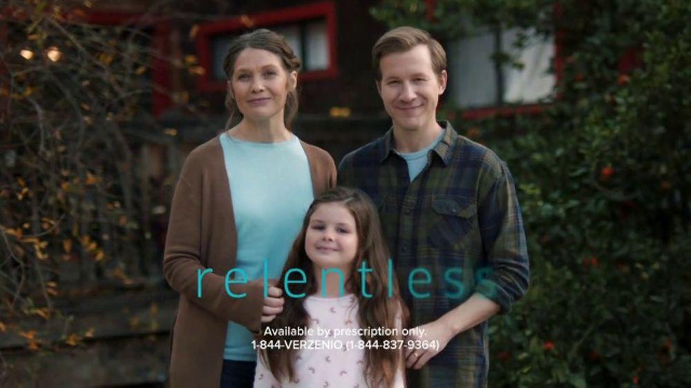 Verzenio TV Commercial, 'Relentless'